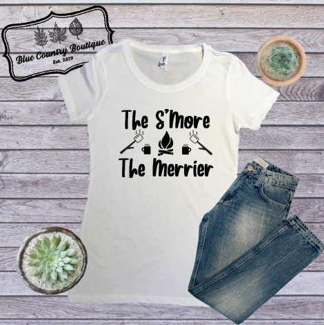 S'more The Merrier- Blue Country Boutique