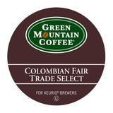 GMT6003 Green Mountain Coffee Roasters Colombian Fair Trade Select Coffee UM: 24/BX
