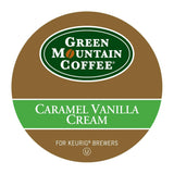 GMT6700 Green Mountain Coffee Roasters Caramel Vanilla Cream Coffee UM: 24/BX