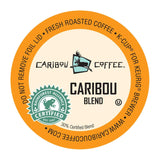 GMT6992 Caribou Coffee Caribou Blend Coffee UM: 24/BX