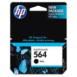 HEWCB316WN HP 564 Black Inkjet Cartridge
