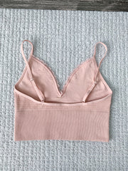 Simply Seamless Brami: Blush