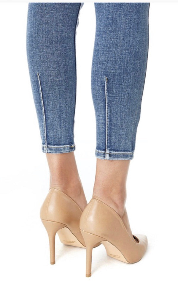 Kan Can: Naomi High Waisted Skinny Jeans