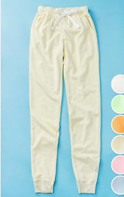 Dreams Come True French Terry Joggers: Lemon