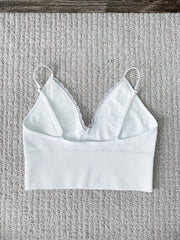 Simply Seamless Brami: White