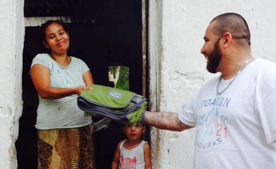 Vulnerable Community in Honduras Facing Zika Virus Challenges Turns to Insect Shield Blankets
