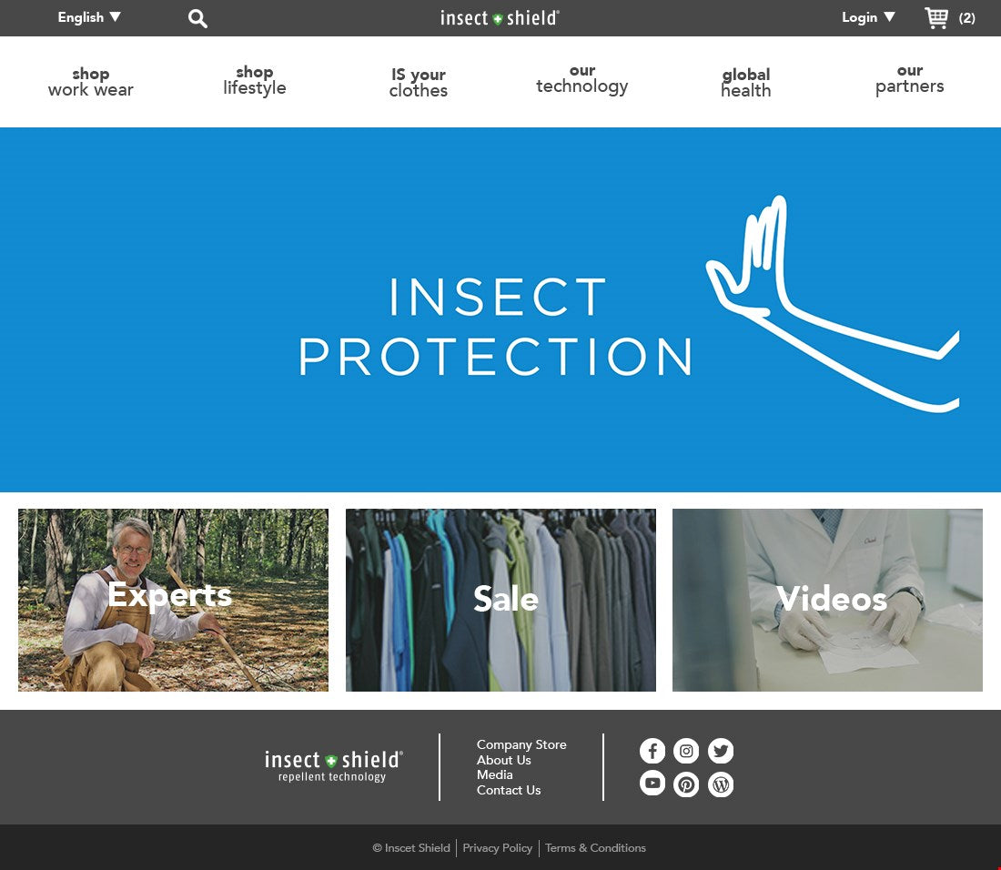 Insect Shield® Enhances Online Disease Education, Launches New Protection Programs and Expands Brand Partners in Wake of Lyme/Zika Health Risks