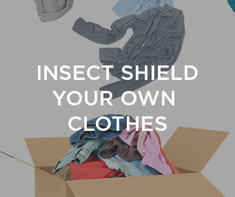 Insect Shield Your Own Clothes