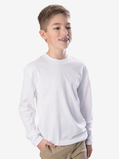 Insect Shield Youth UPF Dri-Balance Long Sleeve T-Shirt