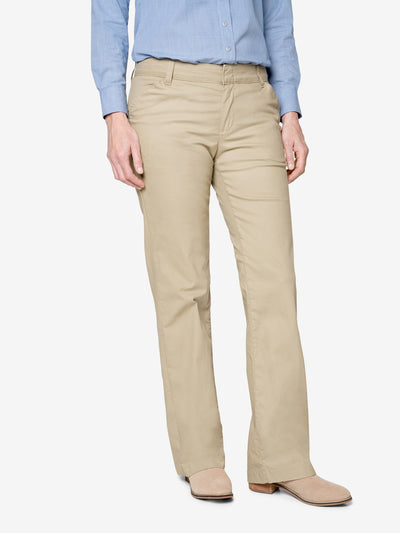 Women's Relaxed Stretch Twill Pant
