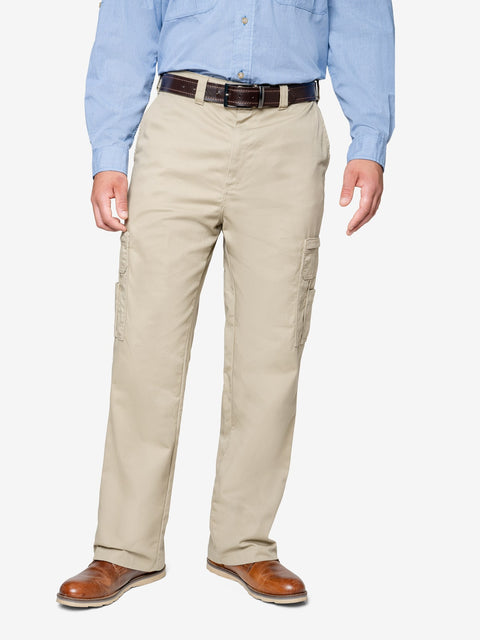 Men's Multi-pocket Cargo Pant