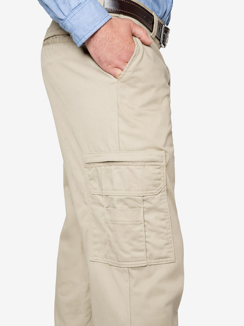 Insect Shield Men's Multi-pocket Cargo Pants