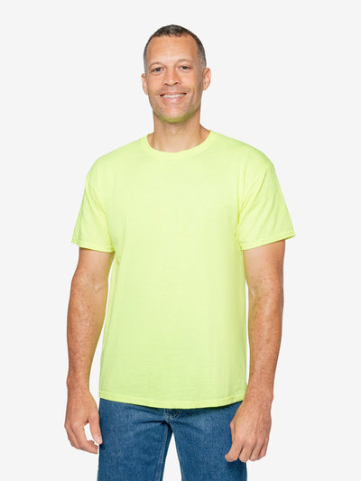 Men's High Vis Short Sleeve T-Shirt