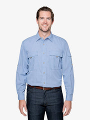 Mens Insect Shield Field Shirt Pro