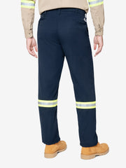 Insect Shield Men's 7 oz. Tecasafe® Flame Resistant Work Pants  w/ Hi-Vis