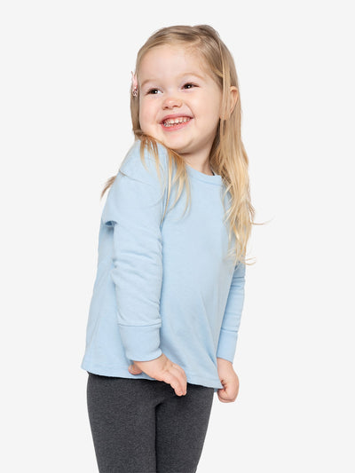 Little Girls' Insect Shield Long Sleeve T-Shirt