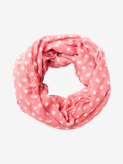 Insect Shield Polka Dot Infinity Scarf