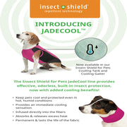 Insect Shield for Pets Cooling Tank