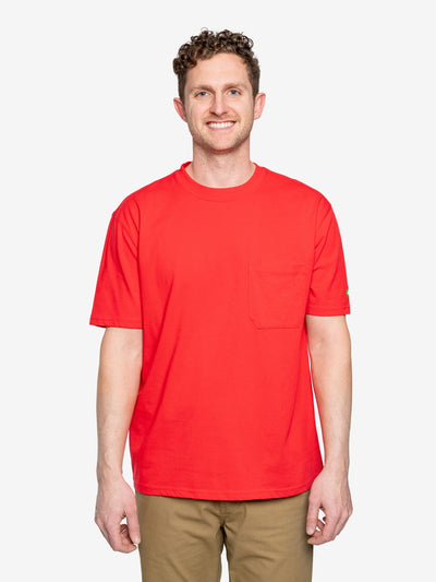 Insect Shield Men's UPF Dri-Balance Short Sleeve Pocket T-Shirt
