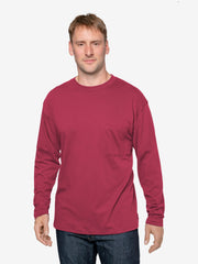Insect Shield Men's UPF Dri-Balance Long Sleeve Pocket T-Shirt