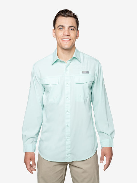 M's IS Coastline Long Sleeve Shirt