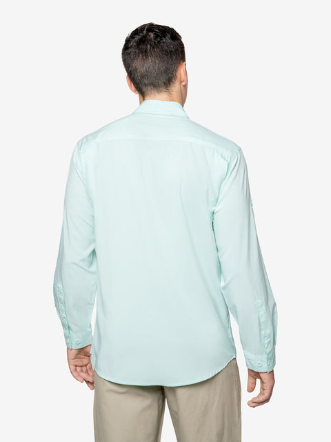 Insect Shield Men's Coastline Long Sleeve Shirt