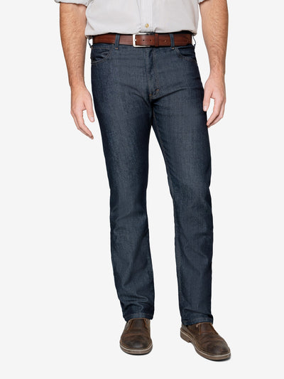 Men's Insect Shield Straight Fit Performance Jean