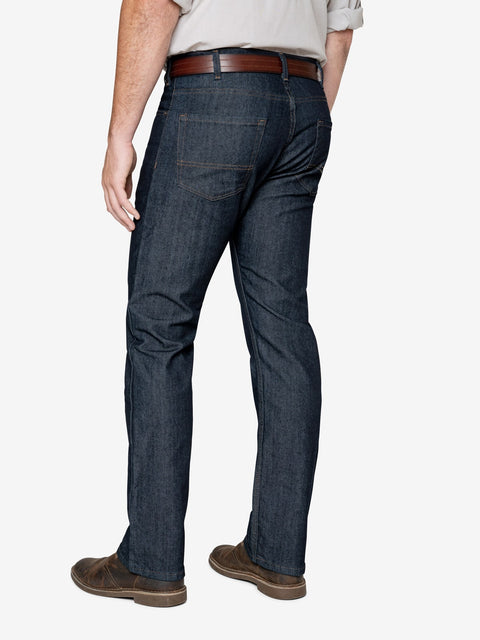 Insect Shield Men's Straight Fit Performance Jeans