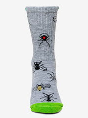 Youth Bug Shield™ Critter Socks (Two-Pair Pack)
