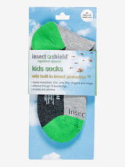 Insect Shield Kids' Sport Crew Socks