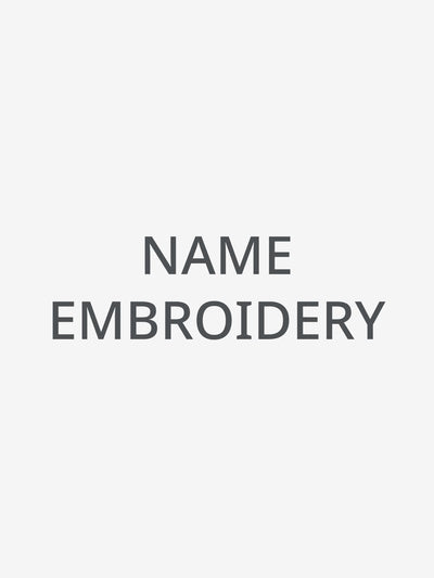 Name Embroidery