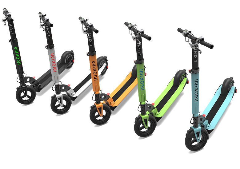 HIGH QUALITY E-SCOOTERS - WELCOME TO INOKIM UAE