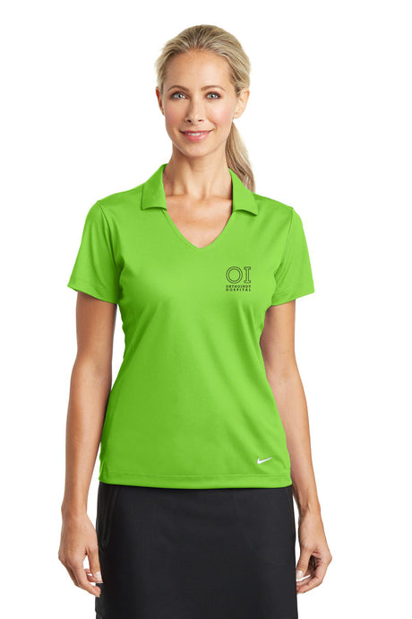 Nike Golf - Ladies Dri-FIT Vertical Mesh Polo - OrthoIndy