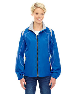 Ladies Lightweight Color-Block Jacket - OrthoIndy