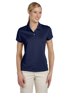 Adidas - Ladies' ClimaLite Polyester Pique Polo - OrthoIndy