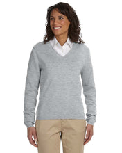Load image into Gallery viewer, Ladies' V Neck Light Weight Sweater - OrthoIndy