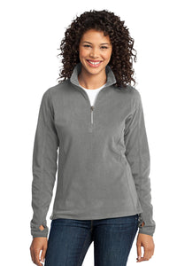 Port Authority® - Ladies Microfleece Half Zip Pullover - OrthoIndy