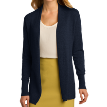 Load image into Gallery viewer, Port Authority® - Ladies Open Front Cardigan Sweater - OrthoIndy