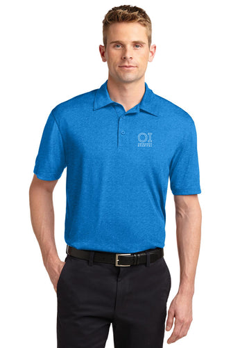 Sport-Tek® - Mens Heather Contender Polo