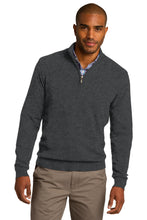 Load image into Gallery viewer, Port Authority® - 1/2-Zip Sweater - OrthoIndy
