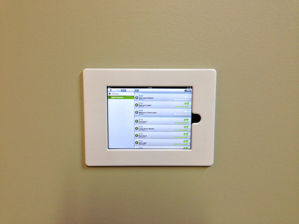 iPad Mini Wall Mount - White