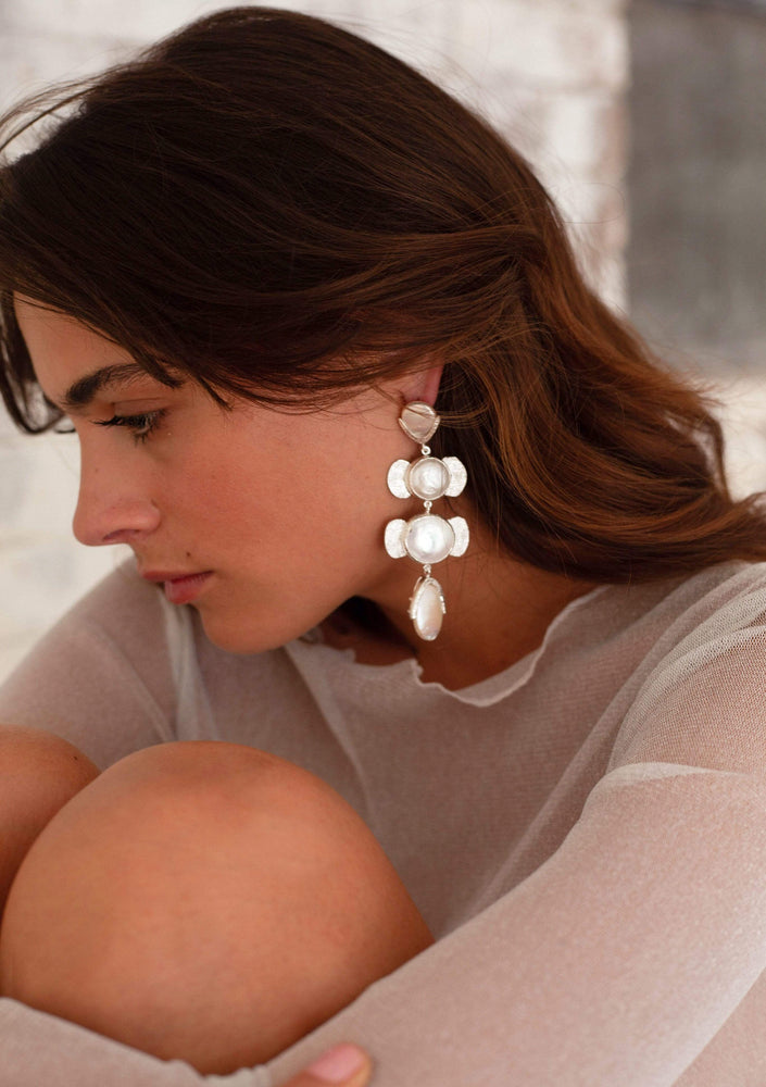 Load image into Gallery viewer, bridal earrings australia