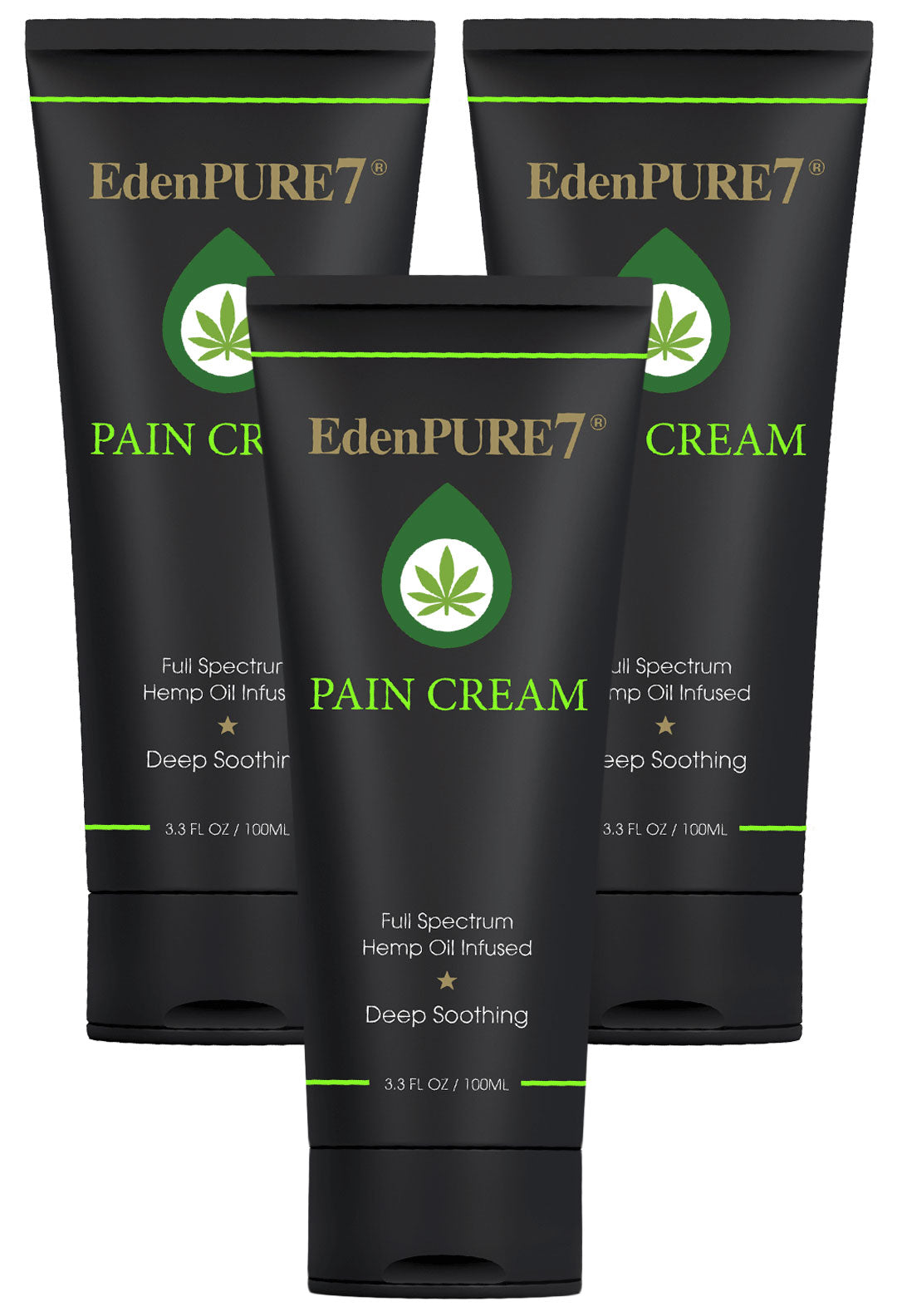 EdenPURE7® Pain Cream - 3 units