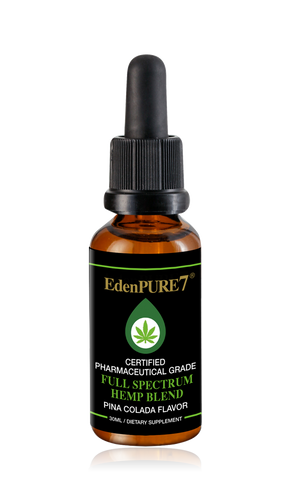 EdenPURE7® Pharmaceutical Grade Hemp Blend Monthly Subscription
