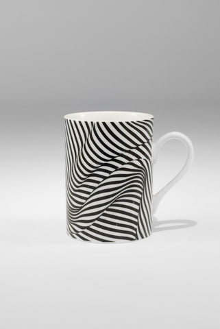 Stripes Mug <br/> by Robert and Trix Haussmann for Swid Powell