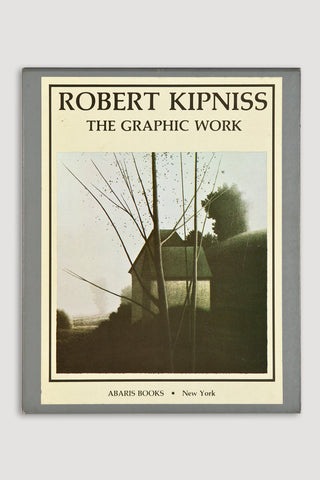 Deluxe Volume of Robert Kipniss The Graphic Work