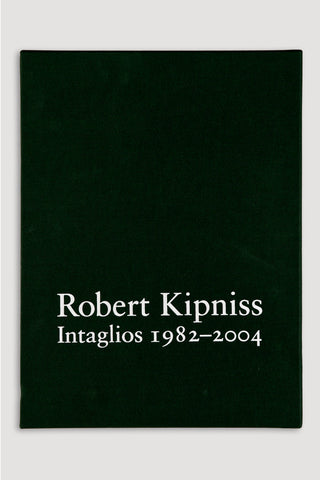 Deluxe Volume of Robert Kipniss Intaglios 1982-2004, Catalogue Raisonné