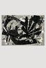 Burning Bones Texas Monoprint #45 by Albert Paley sold by the Modern Archive