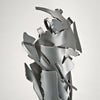 Detail of Coalescence Sculpture by Albert Paley sold by the modern archive