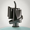 Detail of Comet Lamp by Albert Paley sold by the modern archive